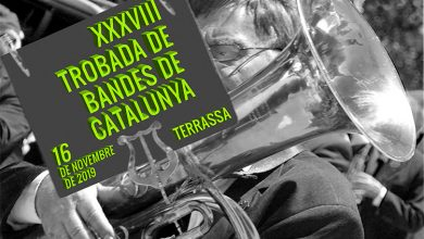 Photo of S'ajorna la 38a Trobada de Bandes de Música de Catalunya