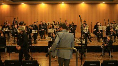 Photo of La Banda i Cobla del Col·legi Santa Maria de Blanes protagonitza el nou enregistrament de les músiques al territori